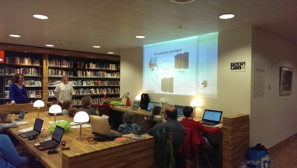 Presentatie werking internet